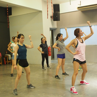 Zumba, KPOP, Pilates, Pound Fit, Strong - Trial Class